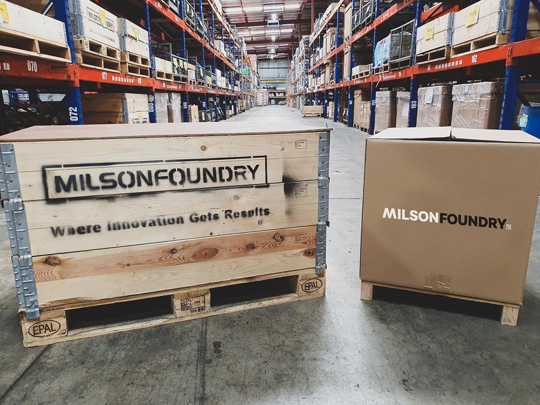 Process Milson Foundry